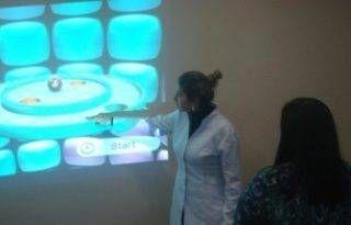 NOTÍCIAS - Pesquisa em Jundiaí (SP) testa videogame para tratamento de Parkinson.