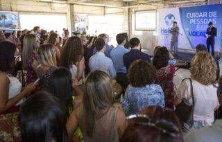 Lançamento da Holiste reúne grandes nomes da Saúde Mental da Bahia