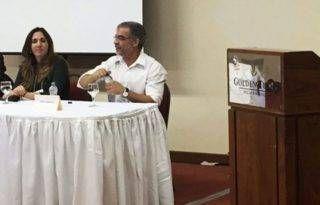Dra. Fabiana Nery e Dr.Luiz Guimarães palestraram sobre Transtorno Bipolar do Humor