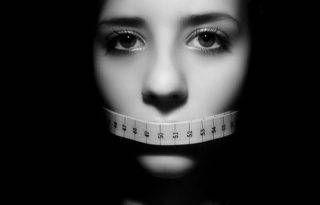 Anorexia nervosa e Bulimia: Transtornos mentais que podem levar à morte.