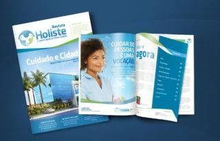 Lançamento da Revista Holiste