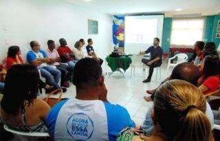 Dinâmica das Relações em Grupo | Programa de Treinamento Holiste