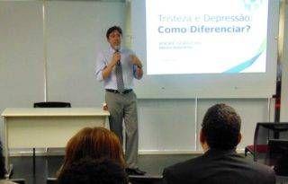 Depressão e o Ambiente de Trabalho | Palestra com Dr. Gordilho