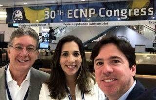 30º ECNP – Congresso Europeu de NeuroFarmacologia