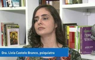 Dependência emocional impede denúncias de agressões | Entrevista Dra. Livia Castelo Branco