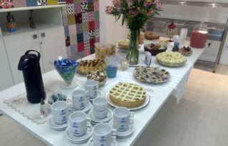 Compartilhando Cuidados | Café da Manhã com os familiares