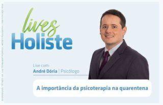 LIVES HOLISTE | A IMPORTÂNCIA DA PSICOTERAPIA NA QUARENTENA